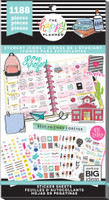 Me and My Big Ideas - The Happy Planner - Value Pack Stickers - Icons - Student