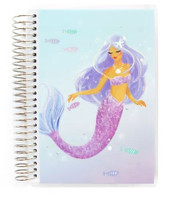 Recollections - Creative Year - Mermaid Mini Spiral Planner (Horizontal, Dated)