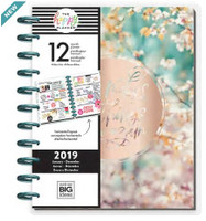 The Happy Planner - Me and My Big Ideas - 2019 BIG Happy Planner - Beauty in Faith (Dated, Horizontal)