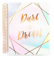 Recollections - Creative Year - Dare To Dream Medium Planner (Unlined Calendar, Dated)