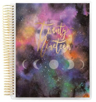 Recollections - Creative Year - Galaxy Medium Planner (Unlined Calendar, Dated)