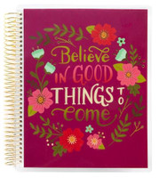 Recollections - Creative Year - Good Things Medium Goal Planner (Horizontal, Undated)