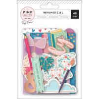 Pink Paislee - Paige Evans Whimsical - Ephemera Cardstock Die-Cuts