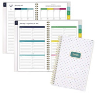 AT-A-GLANCE - Emily Ley Customizable Planner (Weekly/Monthly)