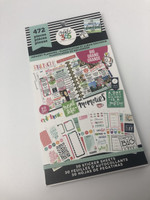 SECOND/DAMAGED - Me and My Big Ideas - The Happy Planner - Value Pack Stickers - Memory Planning - BIG