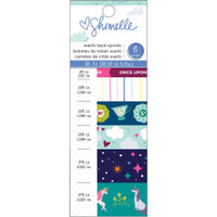 American Crafts - Shimelle - Head In The Clouds - Washi Tape - Set of 6