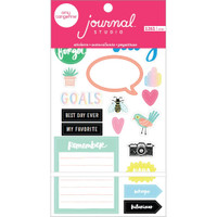 American Crafts - Journal Studio Sticker Book - Amy Tangerine