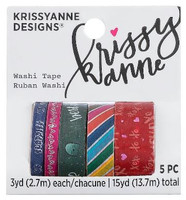 Krissyanne Designs - Washi Tapes - Seasonal Celebrations