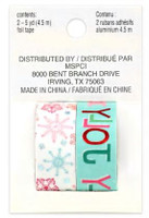 Recollections - Washi Tape - Christmas - Snowflake
