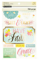 Recollections - Faith & Inspiration Sticker Book