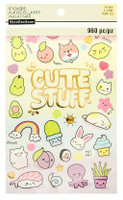 Recollections - Kawaii Cute Stuff Sticker Book
