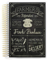 Recollections - Creative Year - Farm Menu Mini Spiral Planner (Undated, Meal Planning)