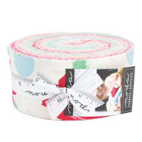 Moda Fabric Precuts Jelly Roll - Cheeky by Urban Chiks