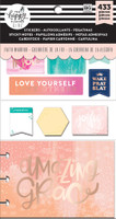 Me and My Big Ideas - The Happy Planner - Multi Accessory Pack - Faith Warrior