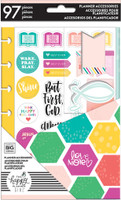Me and My Big Ideas - The Happy Planner - Accessory Pack - Faith Warrior - Mini