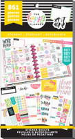 Me and My Big Ideas - The Happy Planner - Value Pack Stickers - Get it Done - Student