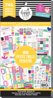 Me and My Big Ideas - The Happy Planner - Value Pack Stickers - Miss Maker Mini