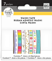 Me and My Big Ideas - The Happy Planner - Washi Tape - Miss Maker