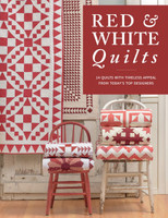 Martingale - Red and White Quilts Book