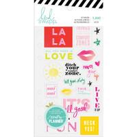 Heidi Swapp - Memory Planner Sticker Book - Color Fresh
