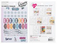 Krissyanne Designs - Sticker Book - Daily Seasonal