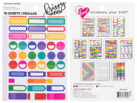 Krissyanne Designs - Sticker Book - Functional Planning