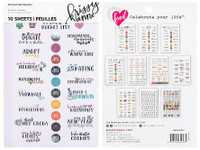Krissyanne Designs - Sticker Book - Seasonal Tracker