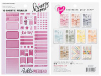 Krissyanne Designs - Sticker Book - Functional Planner - Seasonal