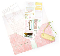 Recollections - Blush Desert Traveler's Accessory Kit