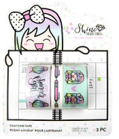 Craft Smith - Shine Sticker Studio - Washi Tape Planner