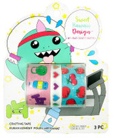 Craft Smith - Sweet Kawaii Design - Washi Tape Fitness
