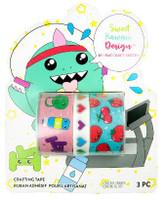 Craft Smith - Sweet Kawaii Design - Washi Tape Fitness