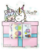 Craft Smith - Shine Sticker Studio - Washi Tape Celebrate