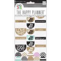 Me and My Big Ideas - The Happy Planner - To Do Stickers