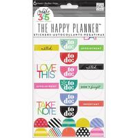 Me and My Big Ideas - The Happy Planner - To Do Stickers - Rainbow