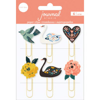 American Crafts - Journal Studio - Paper Clips - Crate Paper