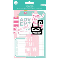 American Crafts - Journal Studio - Ephemera - Tags & Die Cuts - Heidi Swapp