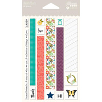 Jillibean Soup - Garden Harvest Washi Sheets
