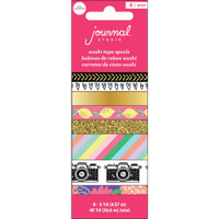 American Crafts - Amy Tangerine - Shine - Washi Tape - Set of 8