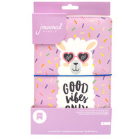 American Crafts - Journal Studio Kit - Llama