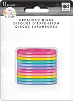 Me and My Big Ideas - The Happy Planner - Big (Large) Discs - Rainbow (Exclusive)