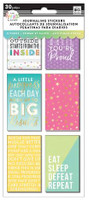 Me and My Big Ideas - The Happy Planner - Flip Stickers - Fitness - Classic