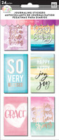 Me and My Big Ideas - The Happy Planner - Journaling (Flip) Stickers - Faith