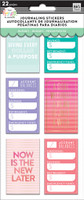 Me and My Big Ideas - The Happy Planner - Journaling (Flip) Stickers - Budget