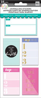 Me and My Big Ideas - The Happy Planner - Journaling (Flip) Stickers - Productivity