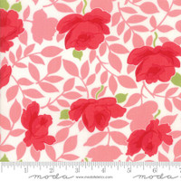 Moda Fabric - Little Snippets - Bonnie & Camille - Coral  #55180 13