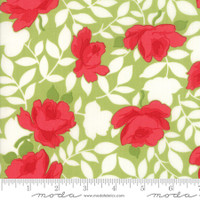 Moda Fabric - Little Snippets - Bonnie & Camille - Green  #55180 14