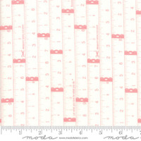 Moda Fabric - Little Snippets - Bonnie & Camille - Coral Cream  #55181 13