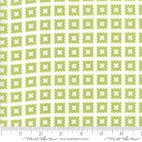 Moda Fabric - Little Snippets - Bonnie & Camille -Green  #55184  14