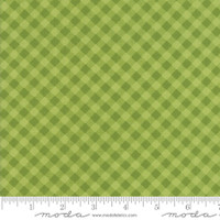 Moda Fabric - Little Snippets - Bonnie & Camille -Green #55186  14